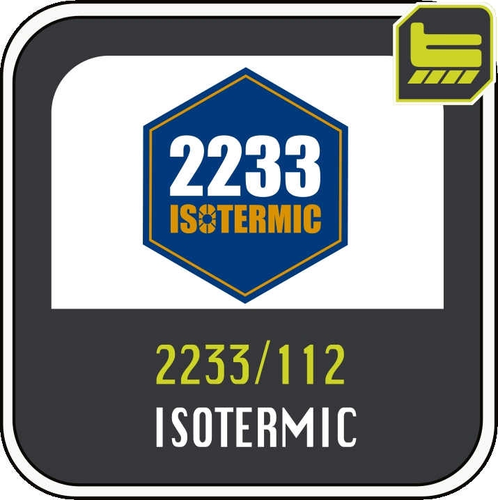 2233 ISOTERMIC