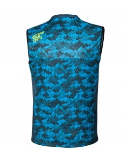 camiseta sin mangas trail running
